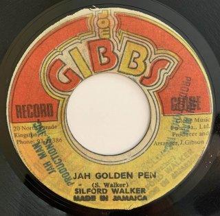 SILFORD WALKER - JAH GOLDEN PEN