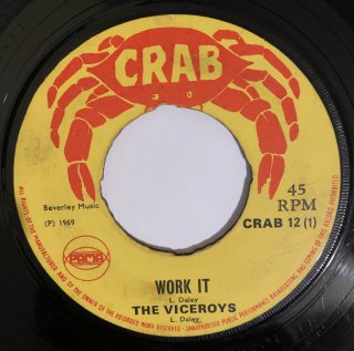 VICEROYS - WORK IT