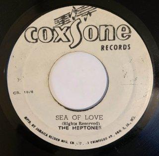 HEPTONES - SEA OF LOVE