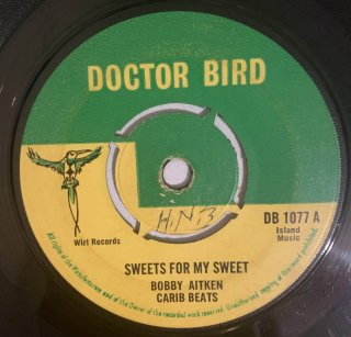 BOBBY AITKEN & CARIB BEATS - SWEETS FOR MY SWEET
