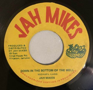 JAH MIKES - DOWN IN THE BOTTOM OF THE WELL