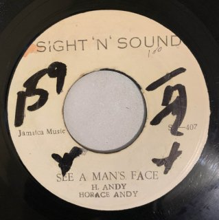 HORACE ANDY - SEE A MAN'S FACE