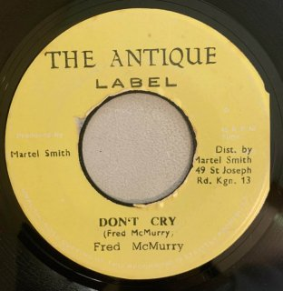 FRED MCMURRY - DON'T CRY