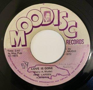 INGE LARSEN - LOVE IS GONE