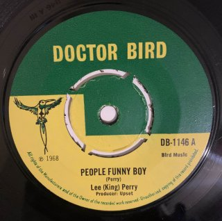 LEE PERRY - PEOPLE FUNNY BOY