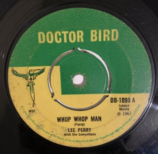 LEE PERRY - WHUP WHOP MAN