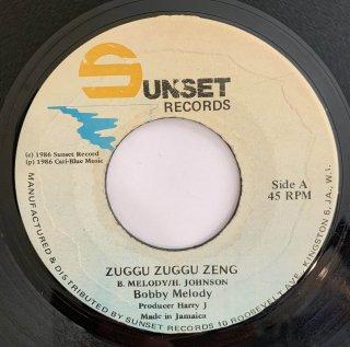 BOBBY MELODY - ZUGGU ZUGGU ZENG