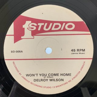 DELROY WILSON - WON'T YOU COME HOME