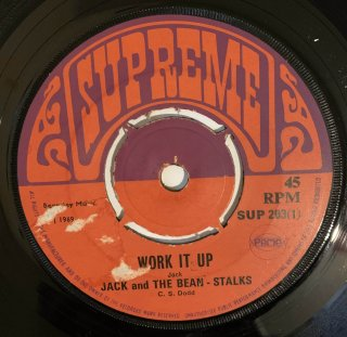 JACK & THE BEAN STALKS - WORK IT UP