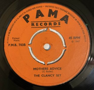 CLANCY SET - MOTHERS ADVICE