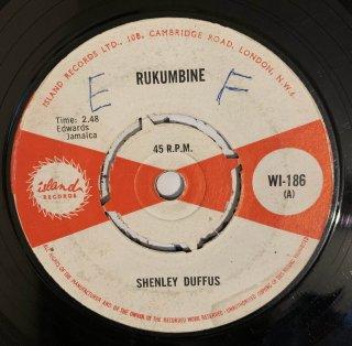 SHENLEY DUFFUS - RUKUMBINE