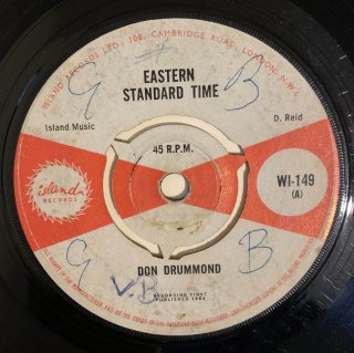 DON DRUMMOND - EASTERN STANDARD TIME
