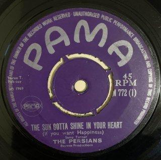 PERSIANS - THE SUN GOTTA SHINE IN YOUR HEART
