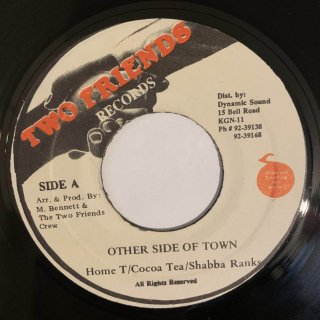 HOME T & COCOA TEA & SHABBA RANKS - OTHER SIDE OF TOWN