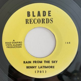 BENNY LATIMORE - RAIN FROM THE SKY