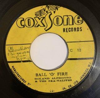 SKATALITES - BALL O FIRE