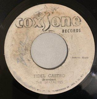 SKATALITES - FIDEL CASTRO