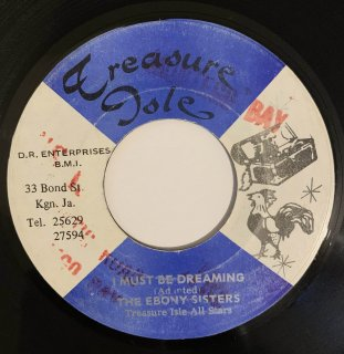 THE EBONY SISTERS - I MUST BE DREAMING