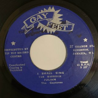 JULIAN ( JUDY MOWATT) - I SHALL SING