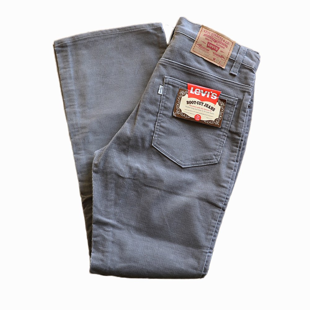 w-means(ダブルミーンズ) Levis 517   アメリカ製 (デットストック)表記 W33 ~  L31 詳細画像4