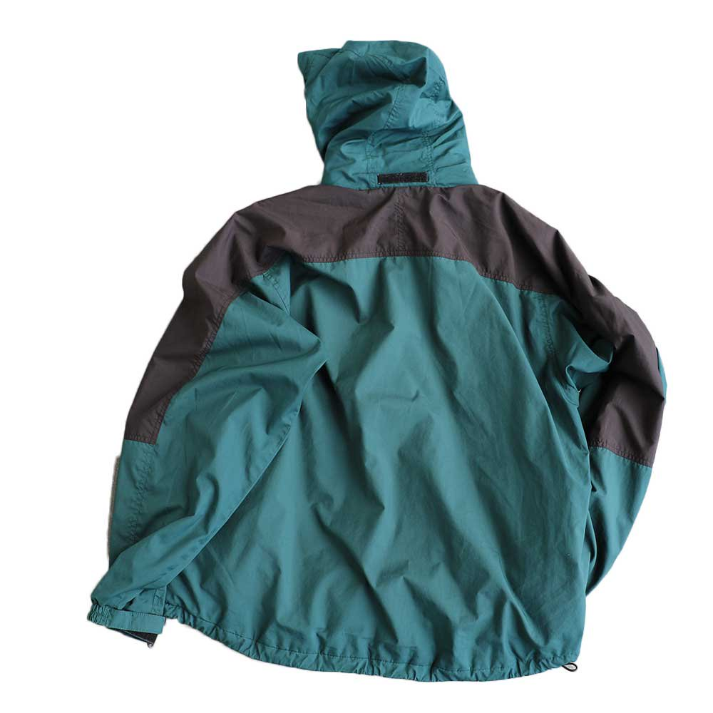 w-means(ダブルミーンズ) THE NORTH FACE  / Hydrenaline Nylon Jacket  緑×黒  MEN's XL 詳細画像1