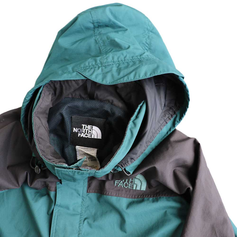 w-means(ダブルミーンズ) THE NORTH FACE  / Hydrenaline Nylon Jacket  緑×黒  MEN's XL 詳細画像2