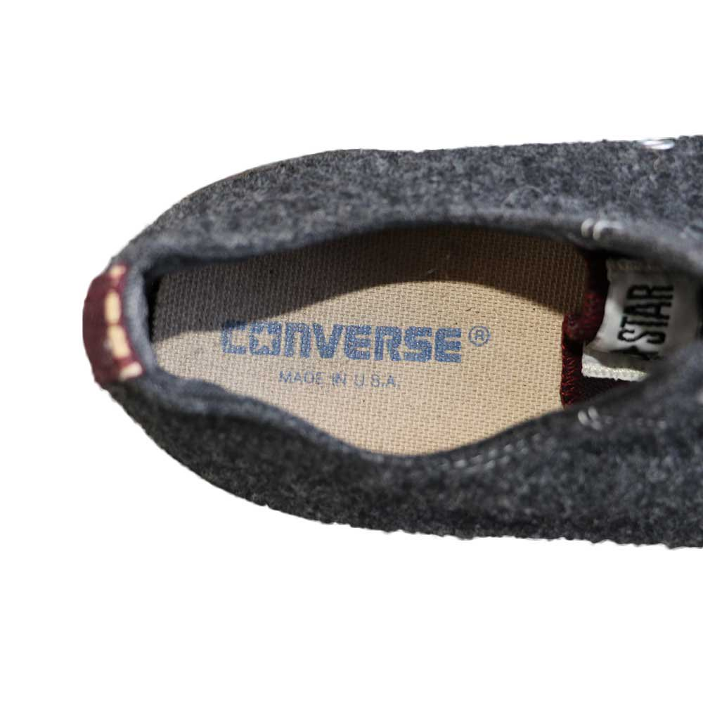 w-means(ダブルミーンズ) CONVERSE ALL STAR LOW(アメリカ製)表記11 2トーン 詳細画像1