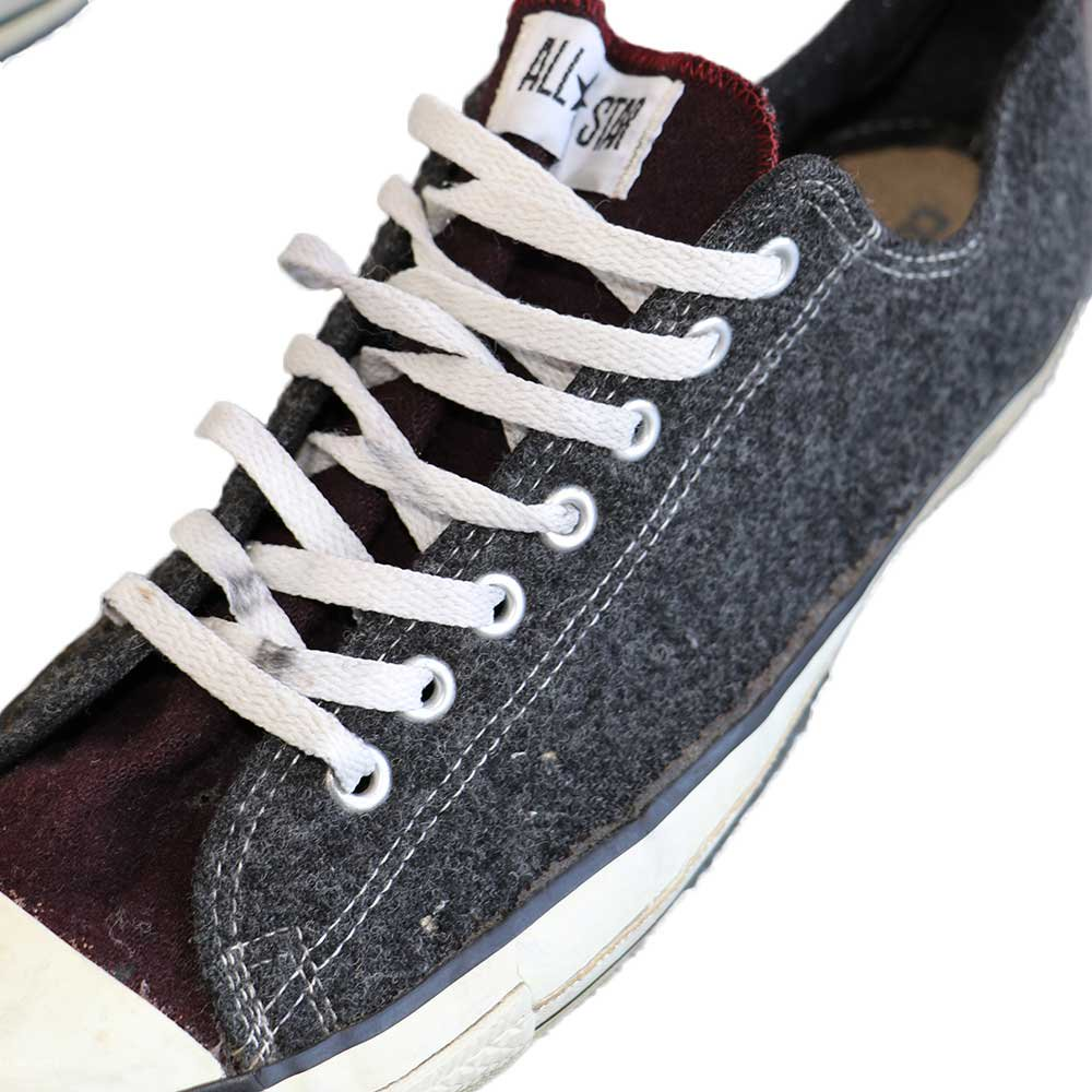 w-means(ダブルミーンズ) CONVERSE ALL STAR LOW(アメリカ製)表記11 2トーン 詳細画像6