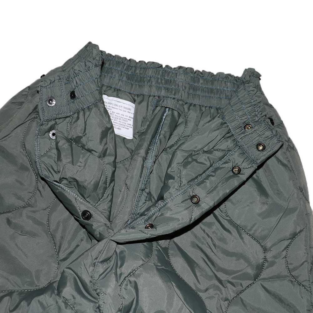 w-means(ダブルミーンズ) U.S ARMY CWU-9/P TROUSERS(デットストック)表記M アーミーグリーン 詳細画像8