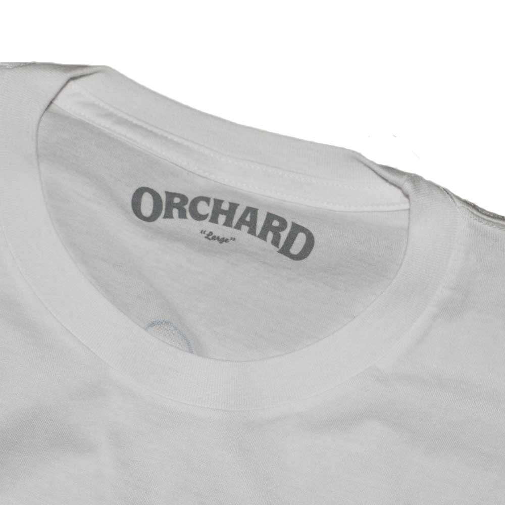 w-means(ダブルミーンズ) ORCHARD SKATE SHOP 半袖Tシャツ 表記L しろ 詳細画像2