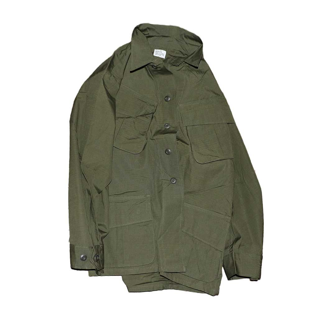 w-means(ダブルミーンズ) US ARMY JUNGLE FATIGUE JACKET(デットストック)表記M-SHORT アーミーグリーン 詳細画像4