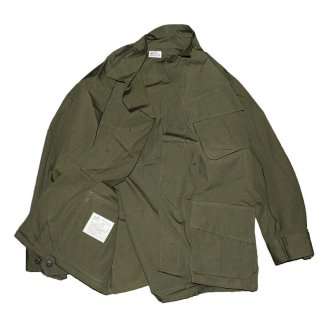 US ARMY JUNGLE FATIGUE JACKET(デットストック)表記M-SHORT アーミーグリーン