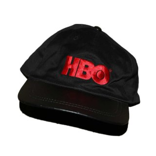 HBO CAP  (ONE SIZE FITS ALL)  くろ