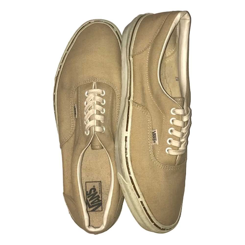 w-means(ダブルミーンズ) 90's VANS ERA(made in U.S.A.)表記14 ベージュ×ホワイト 詳細画像4