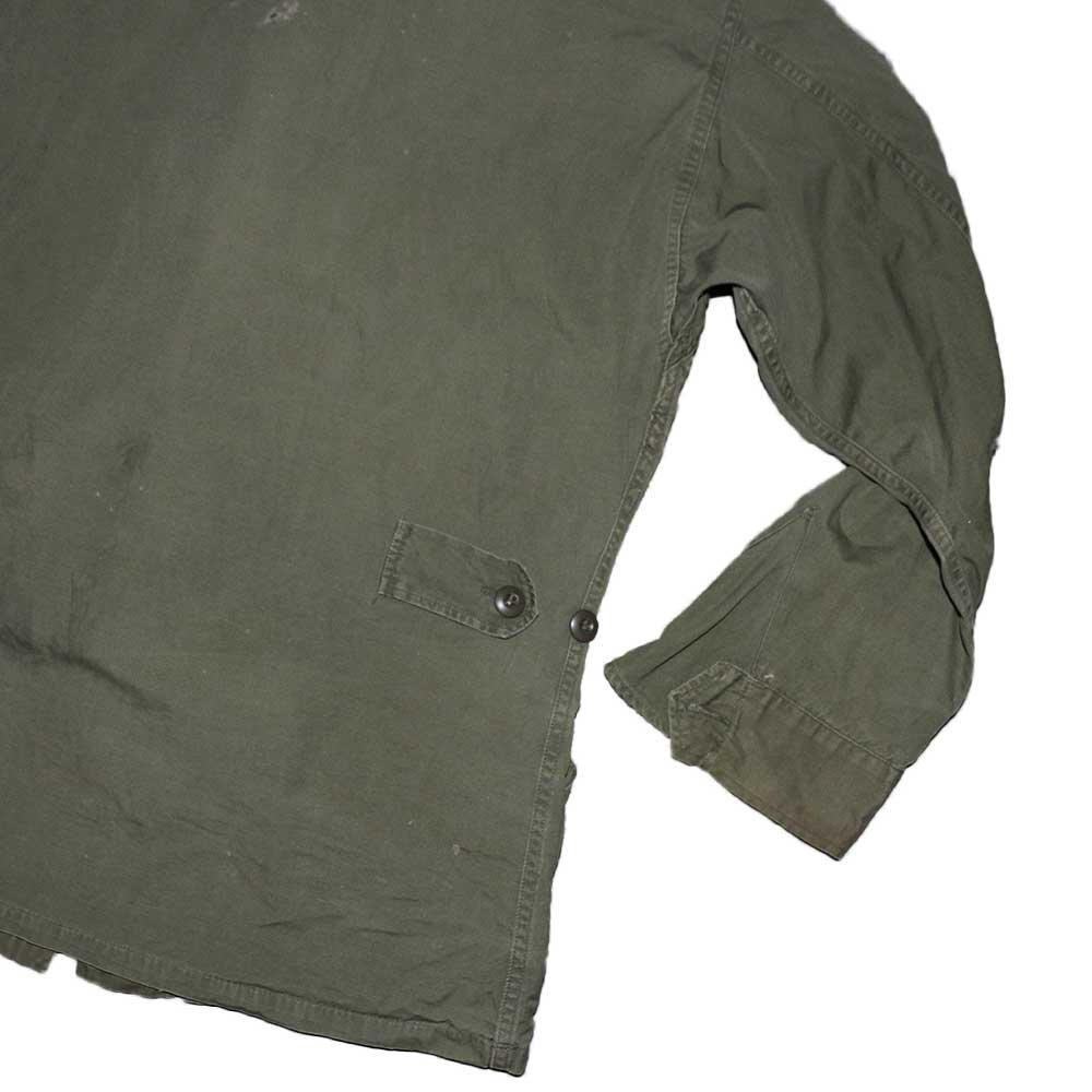 w-means(ダブルミーンズ) US ARMY Type2 Jungle Fatigue Jacket 表記なし アーミーグリーン 詳細画像3