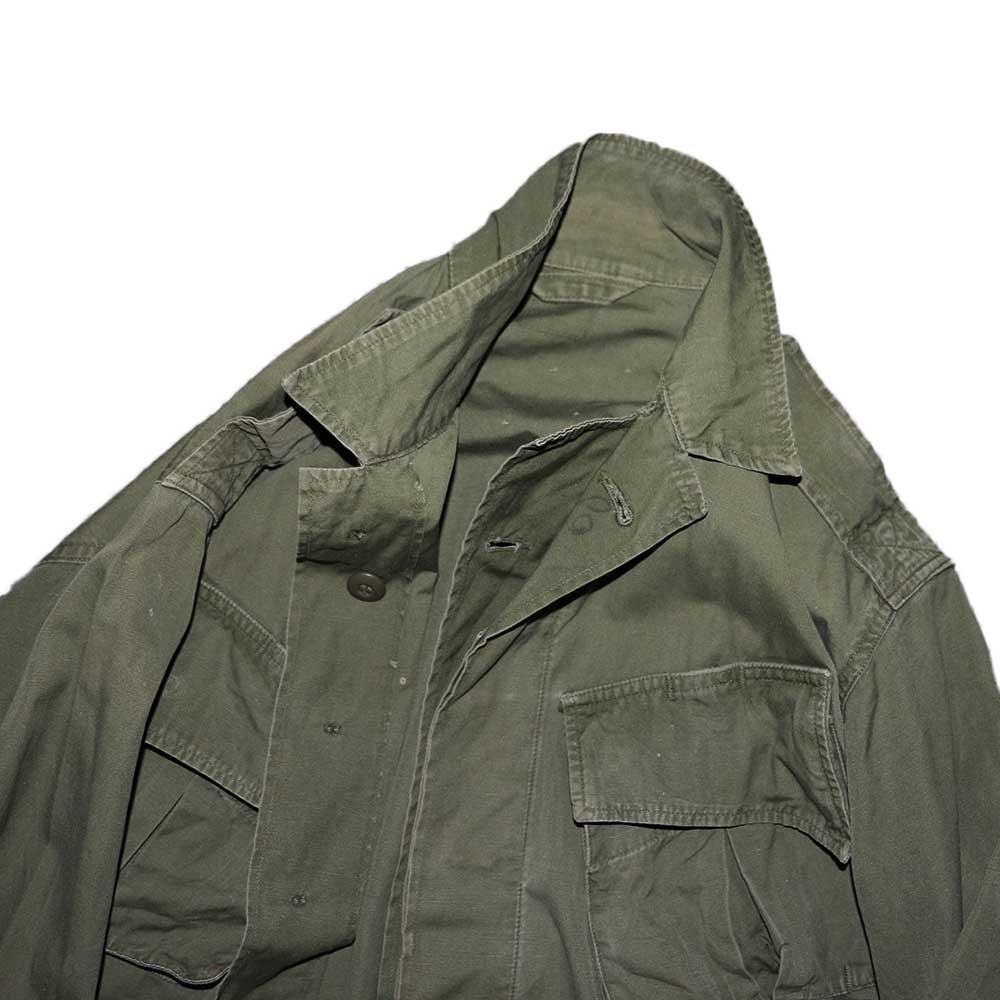 w-means(ダブルミーンズ) US ARMY Type2 Jungle Fatigue Jacket 表記なし アーミーグリーン 詳細画像4