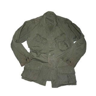 US ARMY Type2 Jungle Fatigue Jacket 表記なし アーミーグリーン
