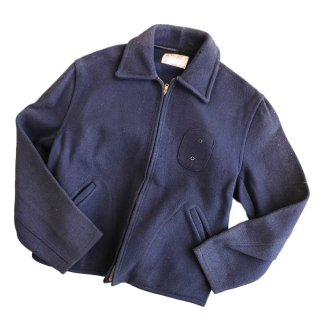 BIG BOY BRAND WOOL JACKETS 表記42 褪黒