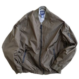 GAP nylon jacket 表記xL 茶色
