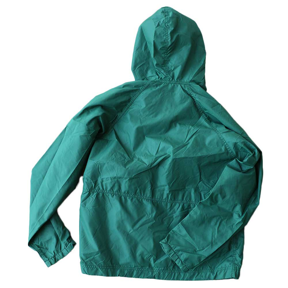 w-means(ダブルミーンズ) 80's L.L. Bean 100% Nylon Jacket(Made in U.S.A)表記M FORESTGREEN 詳細画像6