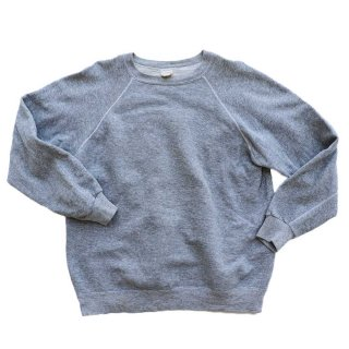 Penneys TOWNCRAFT cotton crew sweat  表記L  ASH GRAY