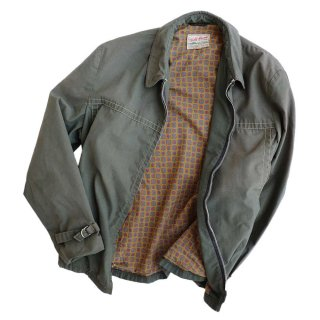 Field Stream cotton jacket 表記42  OLIVE