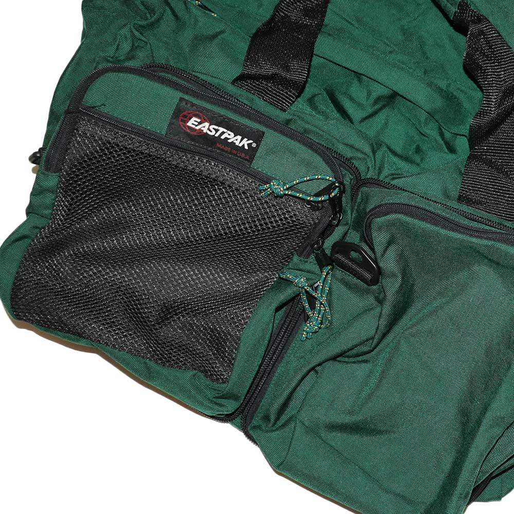 w-means(ダブルミーンズ) EASTPAK 2WAY ナイロンバック (Made in U.S.A.)  Forestgreen 詳細画像3
