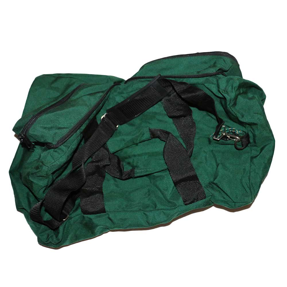 w-means(ダブルミーンズ) EASTPAK 2WAY ナイロンバック (Made in U.S.A.)  Forestgreen 詳細画像5