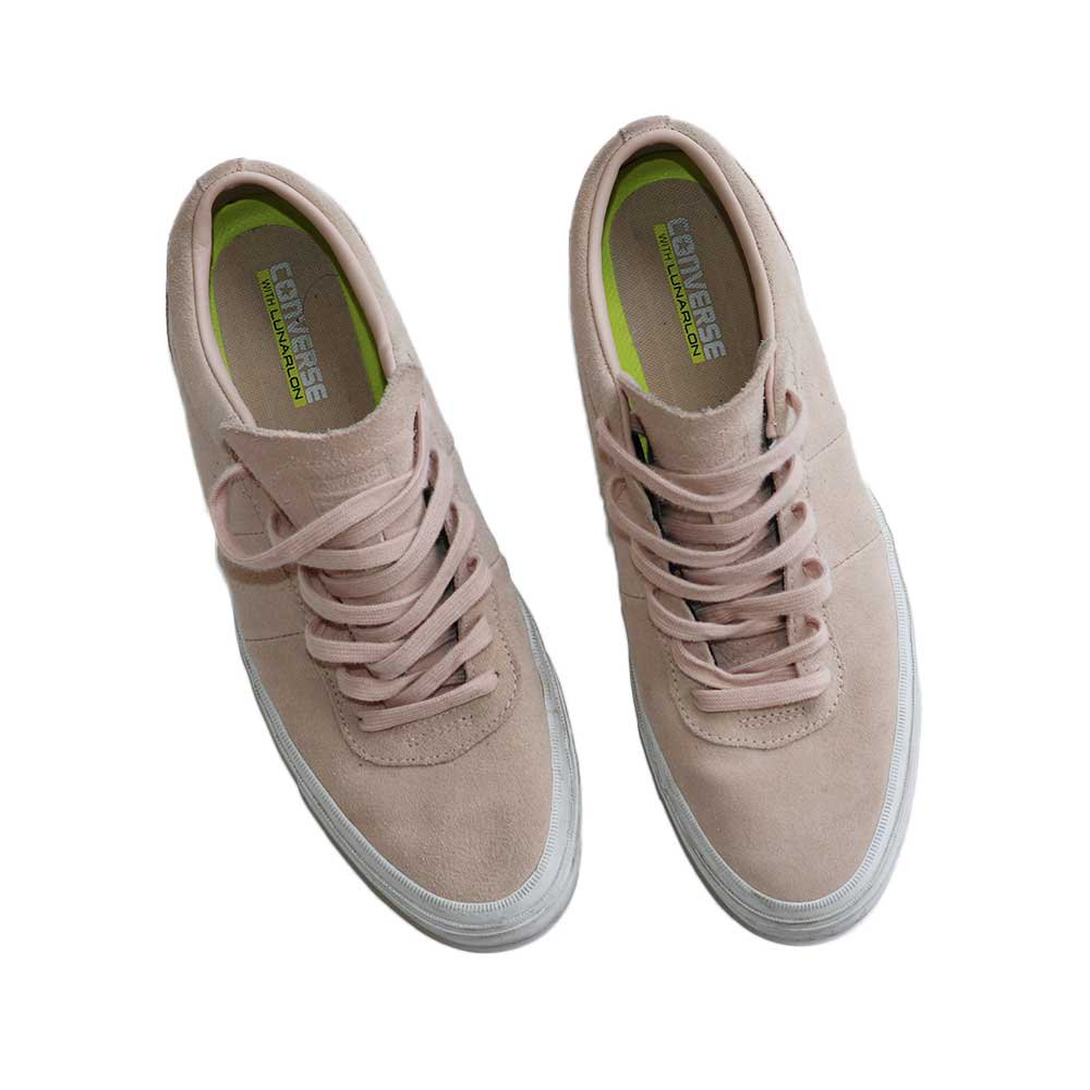 w-means(ダブルミーンズ) CONVERSE ONE STAR CC OX 表記9ハーフ  salmon pink 詳細画像
