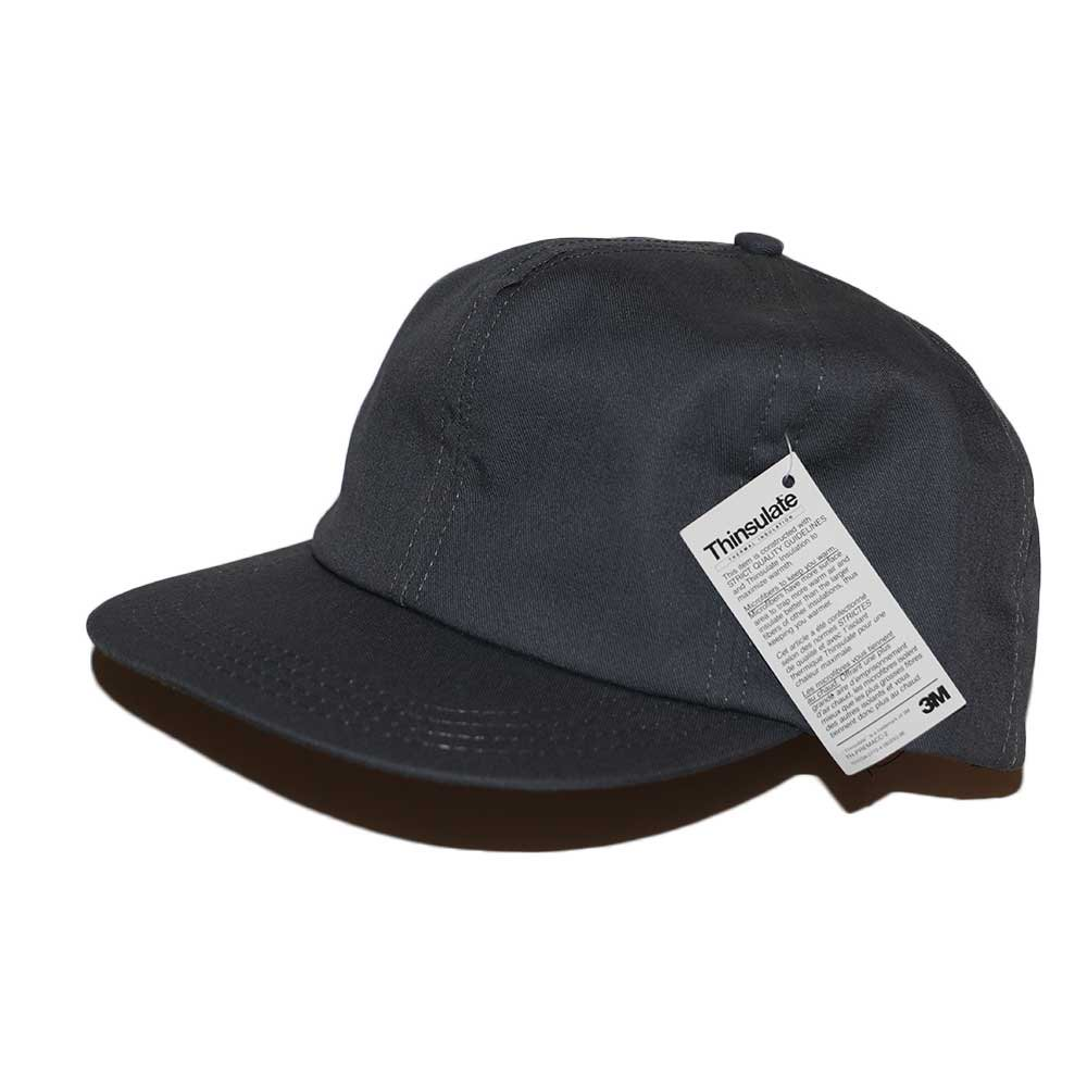 w-means(ダブルミーンズ) 3M Thinsulate Work Cap(Dead stock)表記one size fits all  concrete 詳細画像