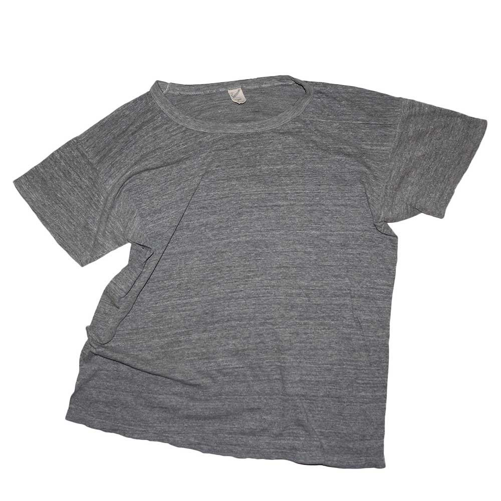 w-means(ダブルミーンズ) QUALITY PRODUCTS SPORTWEAR 半袖Tシャツ(Made in U.S.A.)表記xL  Gray 詳細画像