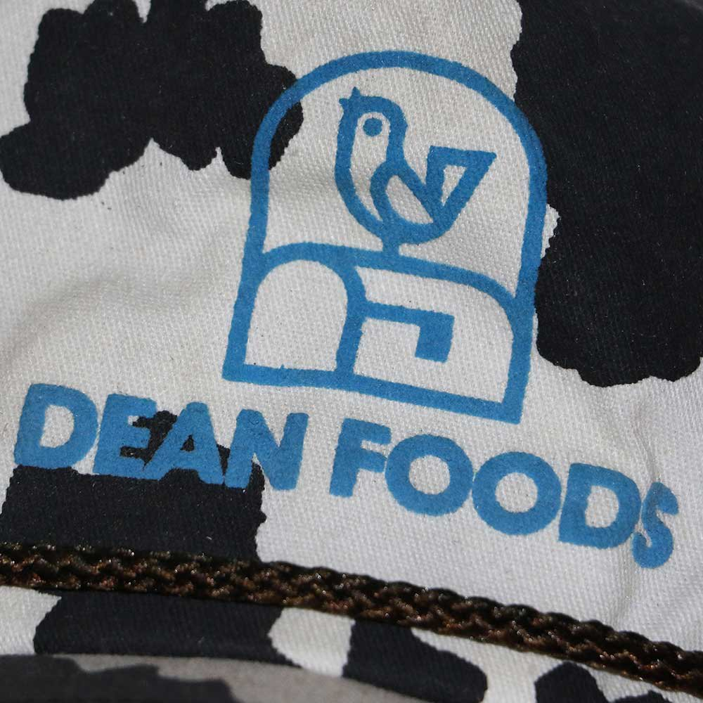 w-means(ダブルミーンズ) DEAN FOOD CAP (Made in U.S.A.)表記ONE SIZE FITS ALL  総柄 詳細画像1
