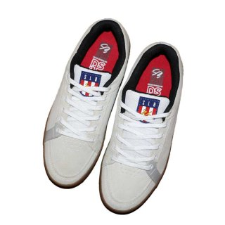 es  SAL  MEN'S  US8.5  WHITE.BLACK/GUM.GOMME