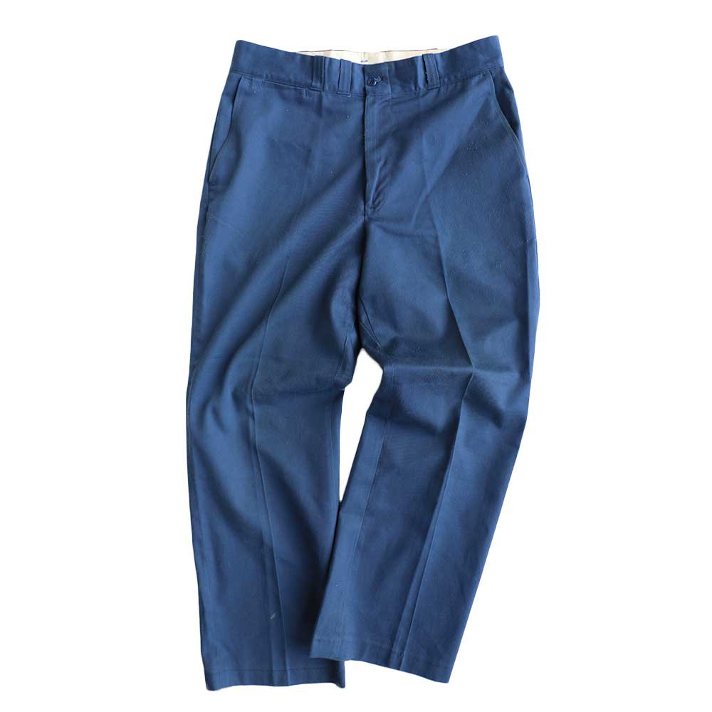w-means(ダブルミーンズ) JC Penney BIG MAC Work Pants 表記36×30  NAVY 詳細画像